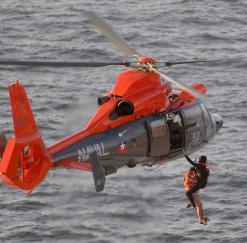 27 ENERO 2010 rescate de delincuente en acantilados de valparaiso en helicoptero
