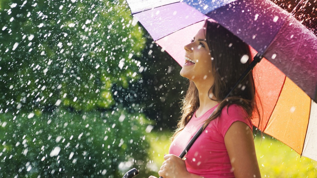 Smile-joy-girl-umbrella-rain-summer_1920x1080